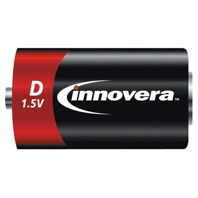 Innovera® Alkaline Batteries D 1.5 Volt
