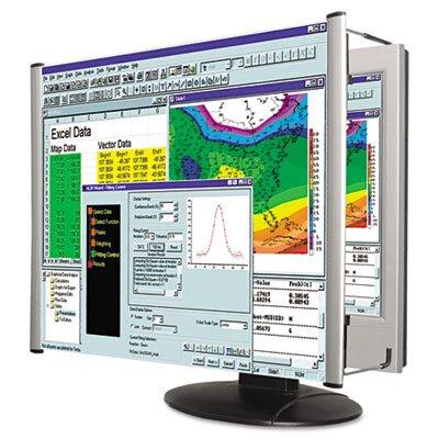 "Kantek LCD Monitor Magnifier Filter fits 19"" Lcd Screen"