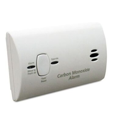 Battery Powered Carbon Monoxide Alarm Product Photo