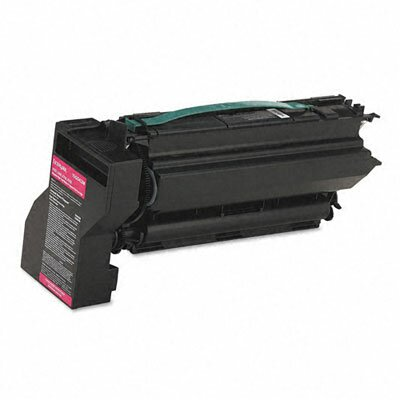 Lexmark International 15G042M High-Yield Toner, 15000 Page-Yield