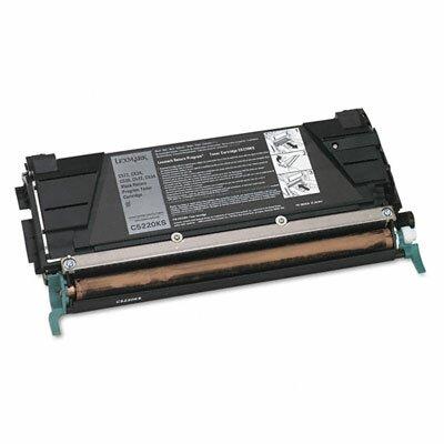 Lexmark International C5220KS Toner Cartridge, 4000 Page-Yield
