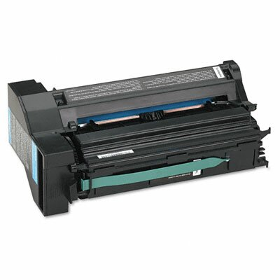 Lexmark International C7720CX Extra High-Yield Toner, 15000 Page-Yield