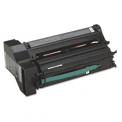 Lexmark International C7720KX Extra High-Yield Toner, 15000 Page-Yield