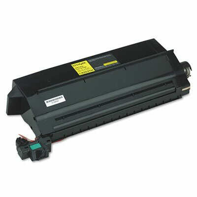 Lexmark International C9202YH Toner Cartridge, 14000 Page-Yield