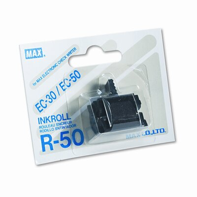 Max USA Corp R50 Replacement Ink Roller