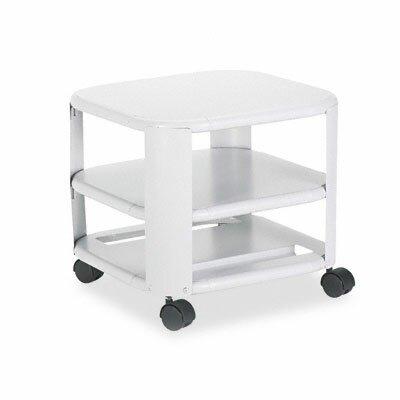 MEAD HATCHER Mead-Hatcher® Mobile Three-Shelf Printer Stand