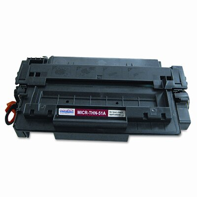 MicroMICR Corporation MICR Toner for LJ P3005, M3027/3035mfp, Equivalent to HEW-Q7551A