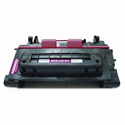 MicroMICR Corporation MICR Toner for LJ P4014, P4015, P4515, Equivalent to HEW-CC364A