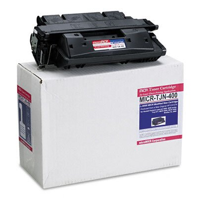 MicroMICR Corporation MICR Toner for LJ 4000, 4050; Troy 617, Equivalent to HEW-C4127X