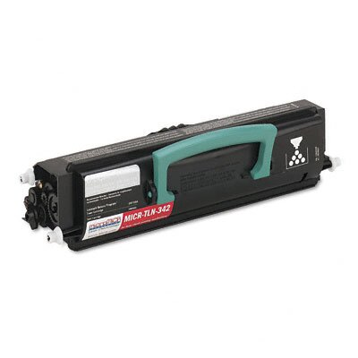 MicroMICR Corporation MICR Toner for E230, 232, 234, 240, 330, 332, 340,342, Equivalent to LEX-24015SA