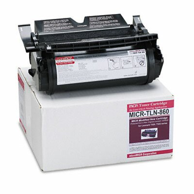 MicroMICR Corporation Print Solutions 522Lm Compatible Extra High-Yield Micr Toner