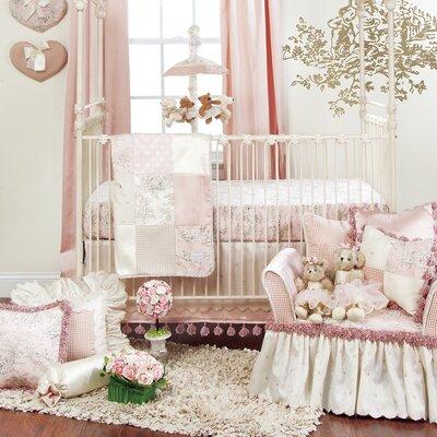 Madison 3 Piece Crib Bedding Set by Glenna Jean