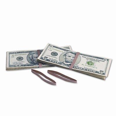MMF Industries Blank Paper Bill Bands, 1000/Box