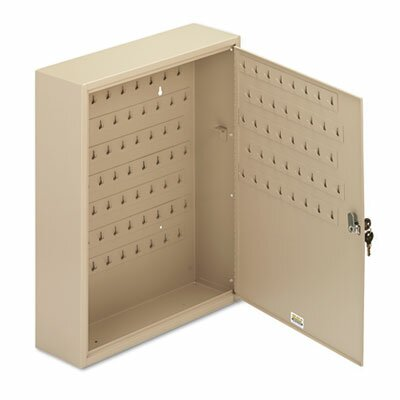 MMF Industries Steelmaster Locking Two-Tag Cabinet