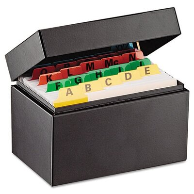 MMF Industries Steelmaster Index Card File Holds 300 3 X 5 Cards