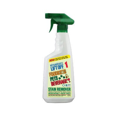 MOTSENBOCKERS LIFT-OFF No. 1 Food Drink and Pet Stain Remover (6 bottles)