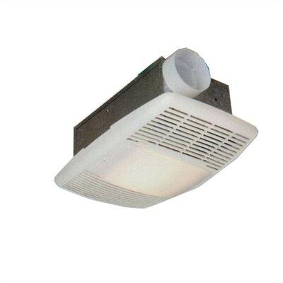 Craftmade Premium Builder Bath Exhaust Fan And Heat Vent