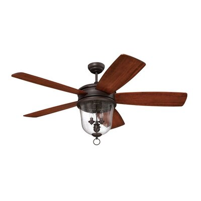 "60"" Fredericksburg 5 Blade Ceiling Fan Product Photo"