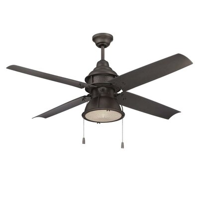 """52"""" Port Arbor 4 Blade Ceiling Fan Product Photo"""