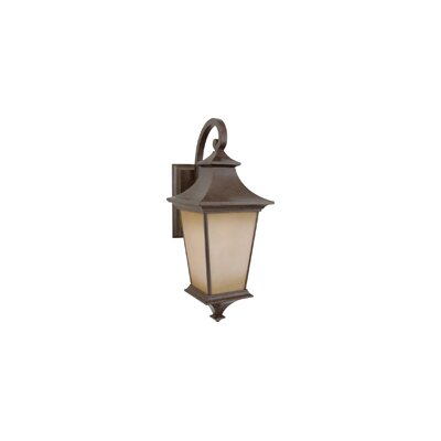 Craftmade Argent 1 Light Wall Lantern