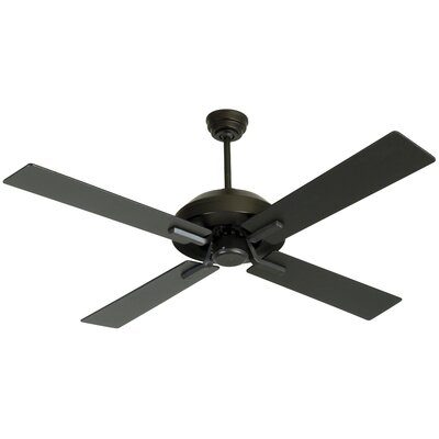 "52"" South Beach 4 Blade Ceiling Fan Product Photo"