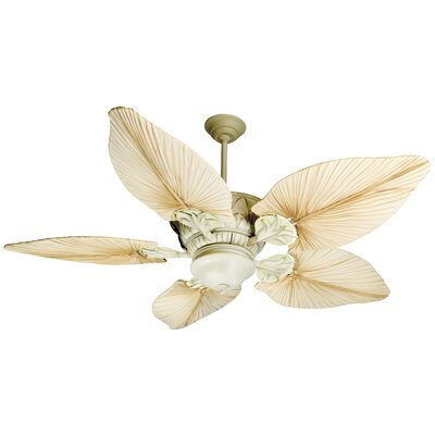 "56"" Pavilion 5 Blade Ceiling Fan with Remote Product Photo"