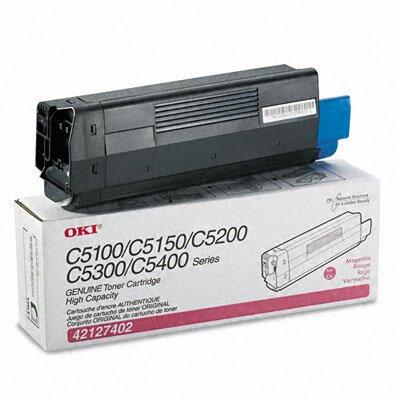 OKI Toner Cartridge (Type C6), 5000 Page-Yield