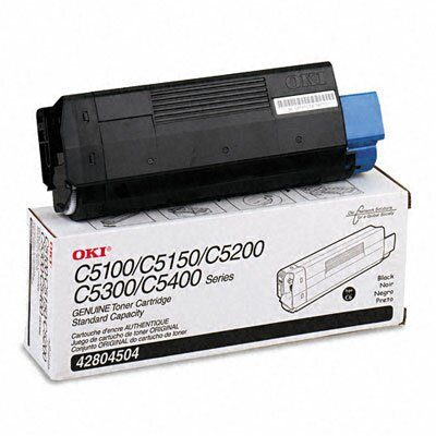 OKI Toner Cartridge (Type C6), 3000 Page-Yield