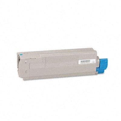 OKI Toner Cartridge (Type C8), 5000 Page-Yield