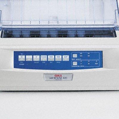 OKI Microline 420 Dot Matrix Printer