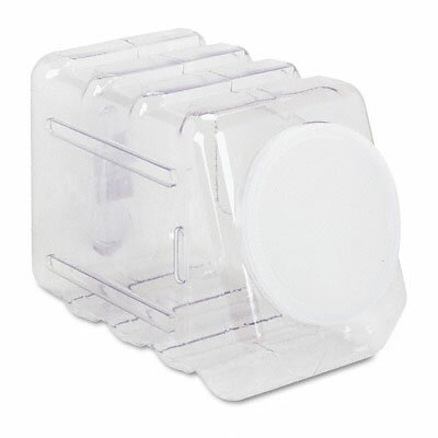 Pacon Corporation Interlocking Storage Container with Lid