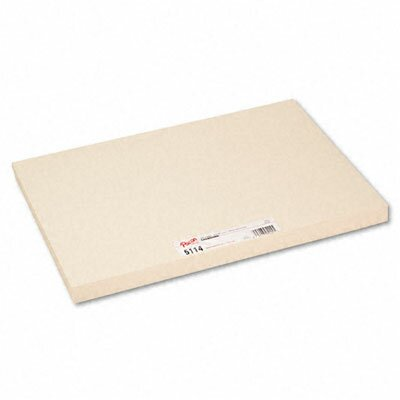 Pacon Corporation Heavyweight Tagboard, 18 x 12, Manila, 100 per Pack