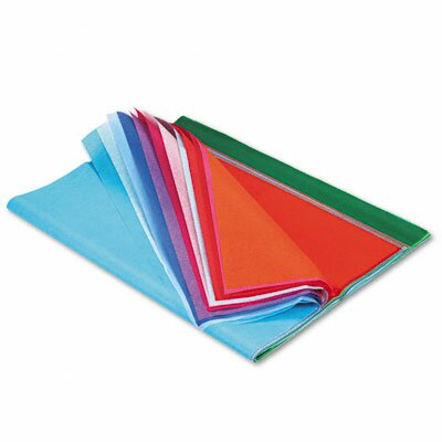 Pacon Corporation Spectra Art Tissue, 10 Lbs., 100 Sheets/Pack