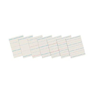 Pacon Corporation Broken Midline Paper 5/8x5/16 Long