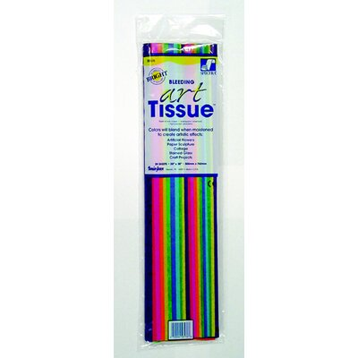 Pacon Corporation Spectra Tissue Assorted Brite Color