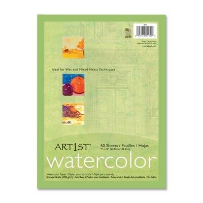 Pacon Corporation Watercolor Paper (50 Per pack)