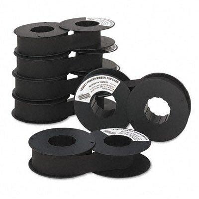 PRINTRONIX 250269005 Printer Ribbon, 30M Yield, Black, Six per Box