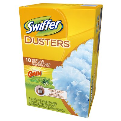 Procter & Gamble Commercial Swiffer Duster Gain Scent Refill
