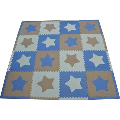 Tadpoles Tadpoles Classic Stars Playmat Set