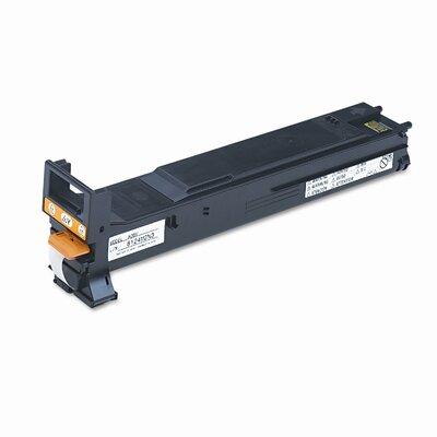 Konica Minolta A06V233 Laser Cartridge, High-Capacity, Yellow