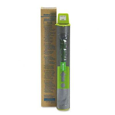 Konica Minolta M947109 (1227014B, 947-107) Toner Cartridge, Black