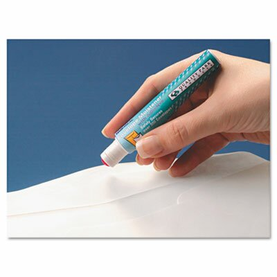 Quality Park Products Dab N' Seal 2Go Moistener Pen, 2/Pack