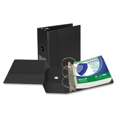 Clean Touch Antimicrobial Round Ring Binder by SAMSILL CORPORATION