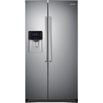 15.72 cu. ft. Side-by-Side Refrigerator with LED Lighting Product Photo