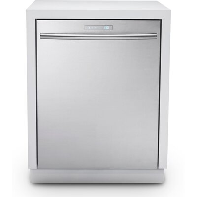 "24"" 42 dBA Built-In Dishwasher in Stainless Steel Energy Star Certified Product Photo"