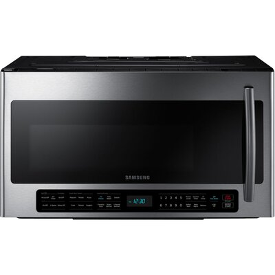 2.1 Cu. Ft. 1000W Over-The-Range Microwave in Stainless Steel Product Photo