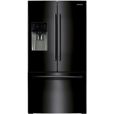 16.6 cu. ft. French Door Refrigerator with External Water & Ice Dispenser Product Photo