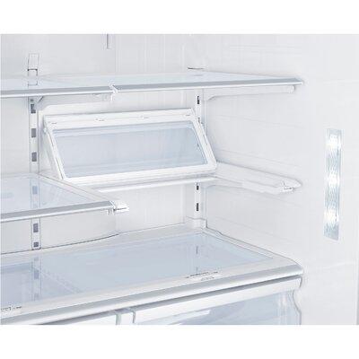 Samsung 22.6 cu. ft. French Door Refrigerator with FlexZone™ Drawer