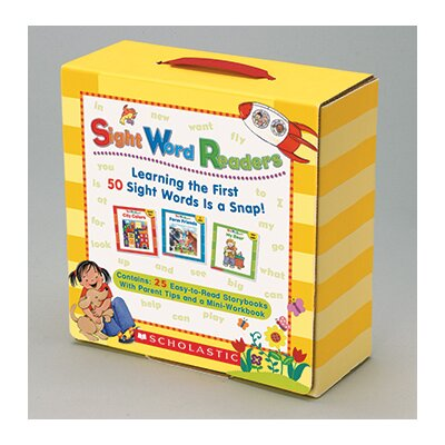 Sight word by Scholastic sight  and Library Book Word Reader book