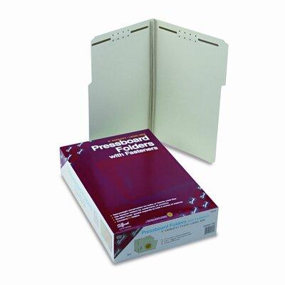 Smead Manufacturing Company 1/3 Top Tab Fastener Folder, 25/Box